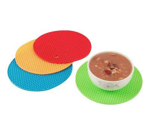 Silicone Heat Resistant Table Pad